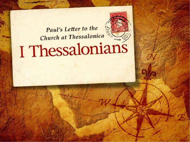 Thessalonians … The Model Church