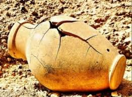 Broken vessels … Broken lives!